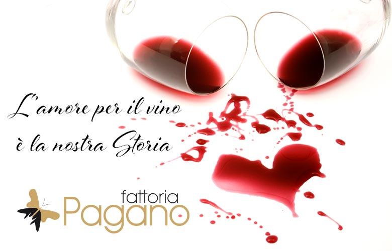 amore per il vino